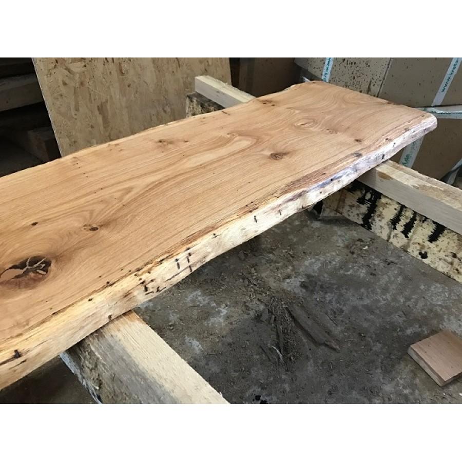 baumscheibe, vollholz tischplatte, bartresen, unbesäumt, handwerk
