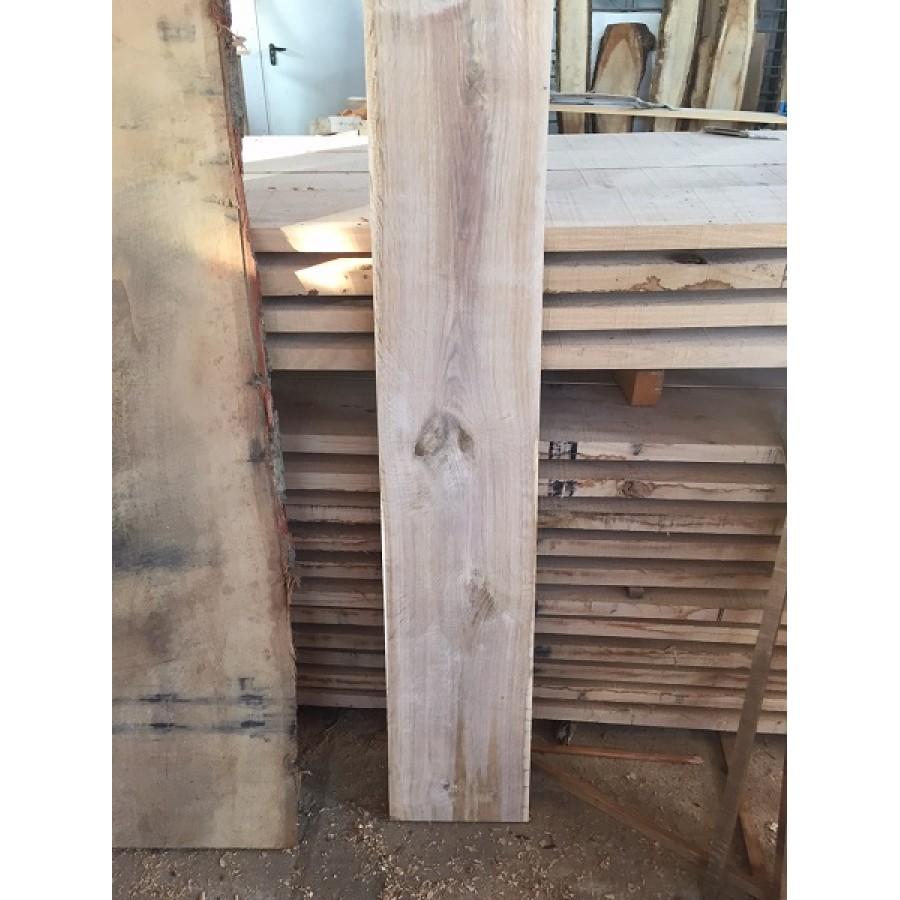 brett bohle rustikal glattkant gehobelt eiche rustikal vollholz 200x20x3cm