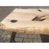 Tischplatte, Leimholzplatte, Eiche, Ideal für Epoxidharz, natur, Maße wählbar