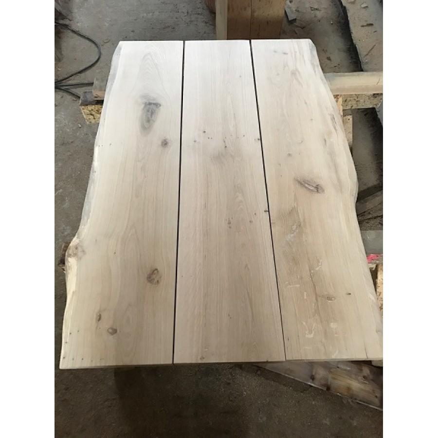 Baumscheibe Tischplatte Gartentisch Bohlen Fur Eigenbau