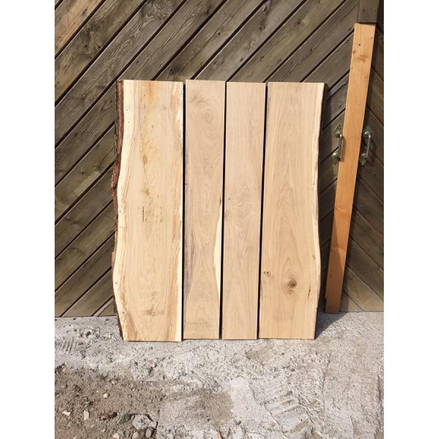 baumscheibe tischplatte gartentisch bohlen f r eigenbau unbes umt 90x50 cm. Black Bedroom Furniture Sets. Home Design Ideas