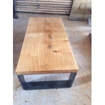Waschtisch, Tischplatte, Bartresen, Eigenbau, DIY, Handwerk, Eiche 80x50x4,5cm
