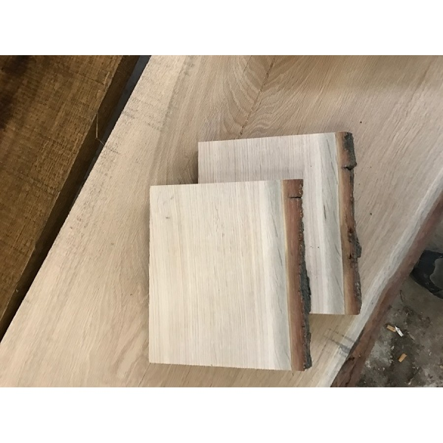 regal tv rack ablage sideboard handtuchablage 2 x eiche 25x20x3cm baumkante rustikal. Black Bedroom Furniture Sets. Home Design Ideas