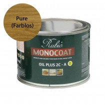 Hartwachsöl, Rubio Monocoat Oil Plus - Pure (Farblos) 275ml