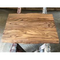 Ulme / Rüster, Tischplatte, Leimholzplatte, Waschtischplatte, Massivholz, geschliffen und geölt, Wunschmaß möglich