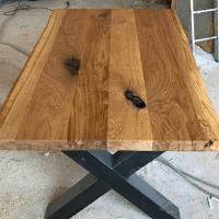 Tischplatte, Tischplatten aus Holz